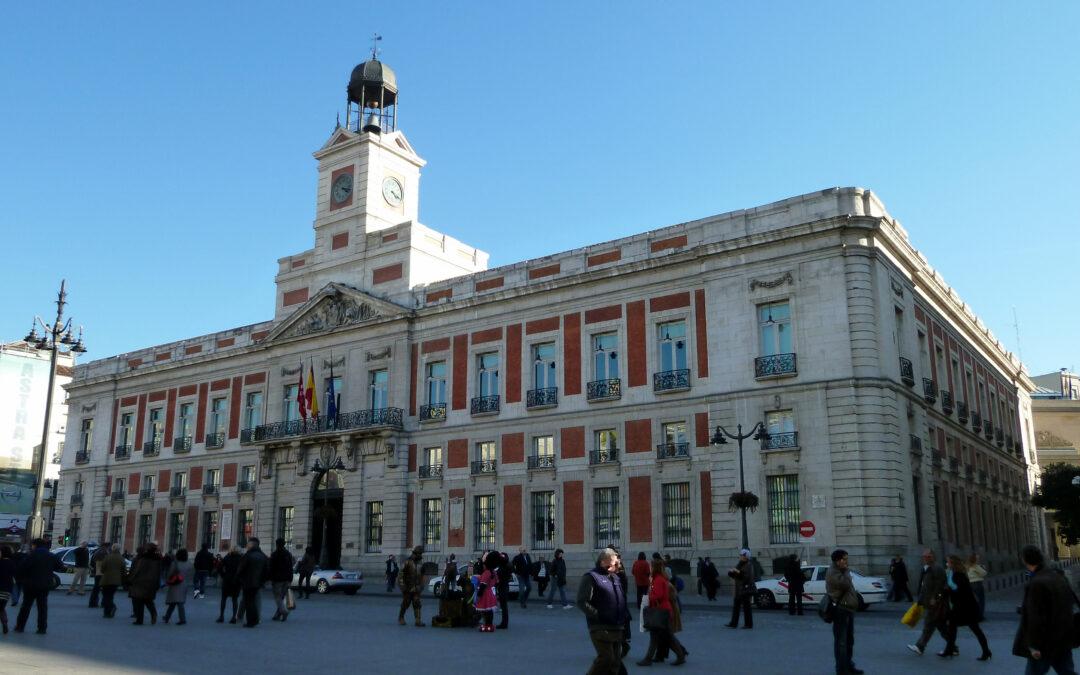 CCD lamenta el espectáculo político que PP y PSOE están dando en Madrid por la crisis sanitaria