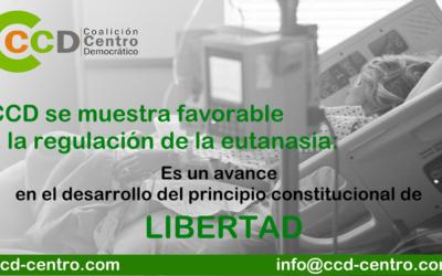 CCD, favorable a la regulación de la eutanasia