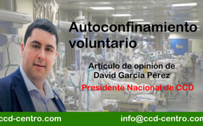 Un autoconfinamiento voluntario