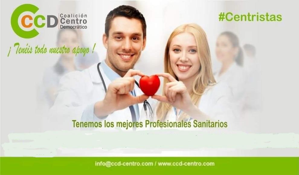CCD Armilla pide a su ayuntamiento un reconocimiento a los sanitarios por su esfuerzo frente al covid19 en el Día de Andalucía