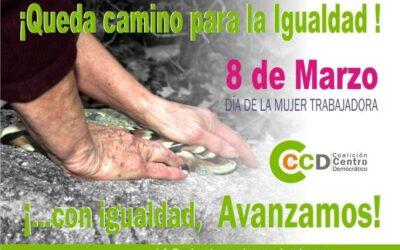 CCD conmemora el Día Internacional de la Mujer