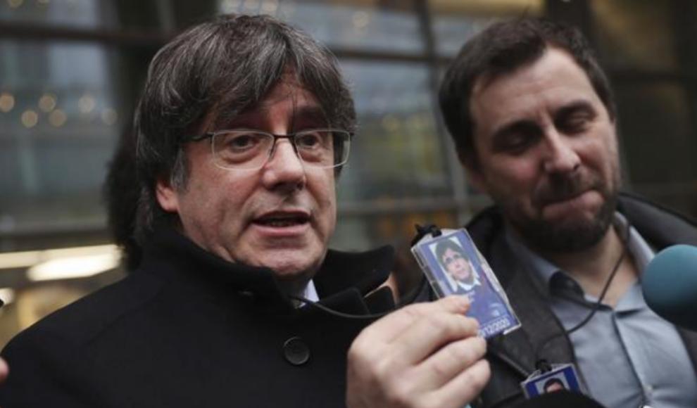 La reactivación de Euroorden vs. Puigdemont y otros
