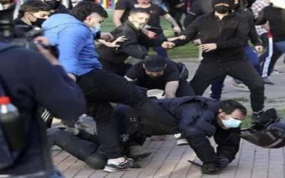 CCD condena las agresiones en Vallecas