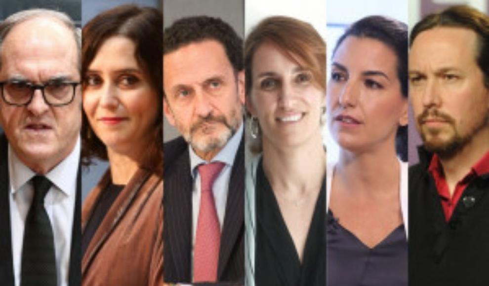 CCD ante las elecciones del 4 de Mayo en la Comunidad de Madrid